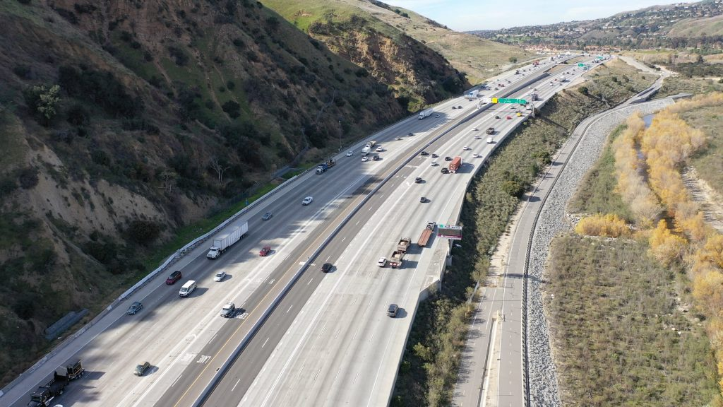 RIVERSIDE COUNTY TRANSPORTATION COMMISSION for the State ...